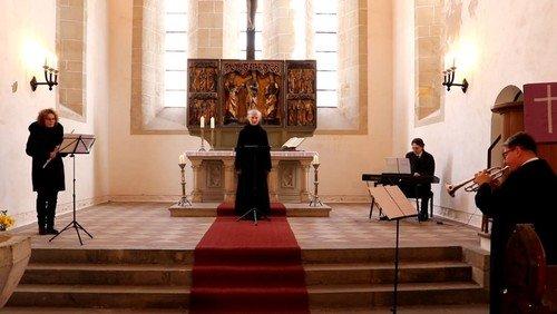Musikalische Premiere in Aken