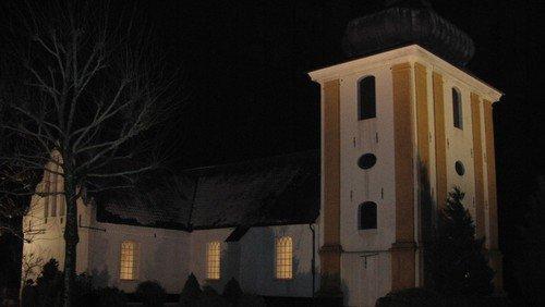 Juleaftensgudstjeneste i Husby