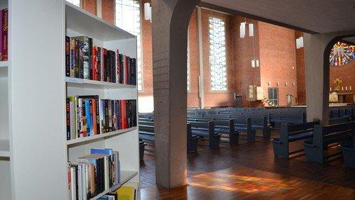 Die Tauschbibliothek ist umgezogen