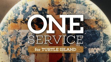 One Service & Town Hall this Sunday, April 25 at 11:00am