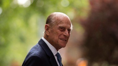 In memory of His Royal Highness, Prince Philip, Duke of Edinburgh