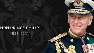 The death of HRH The Prince Philip