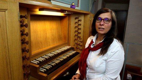 Osterlieder bei der Orgelrätselreise am 4. April 2021
