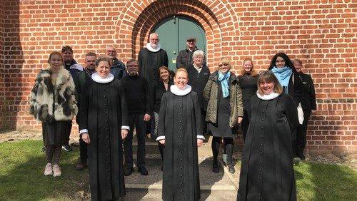 Vellykket dag med DROP-IN DÅB i Sct. Peders kirke