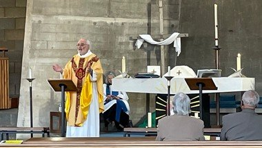 Rev. Anthony Giles Sermon for the 11th April 2021