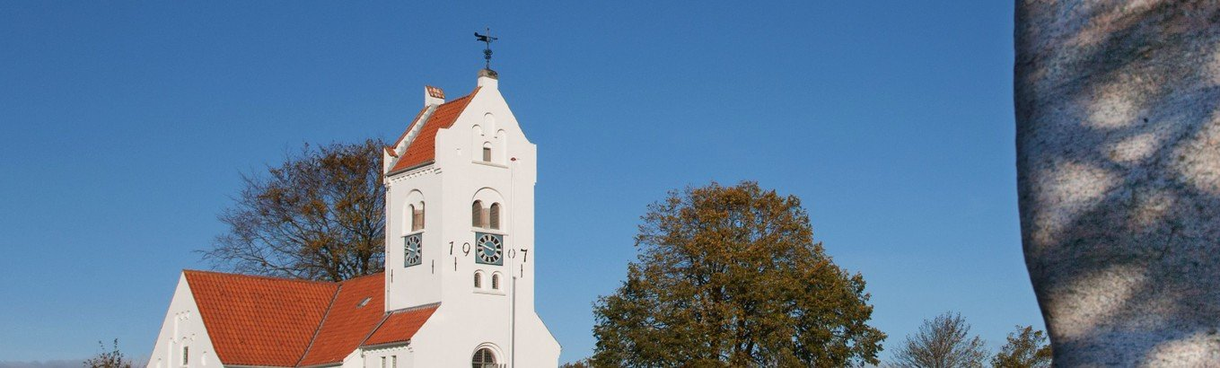Gudstjeneste i Fjerritslev Kirke 11.4.2021