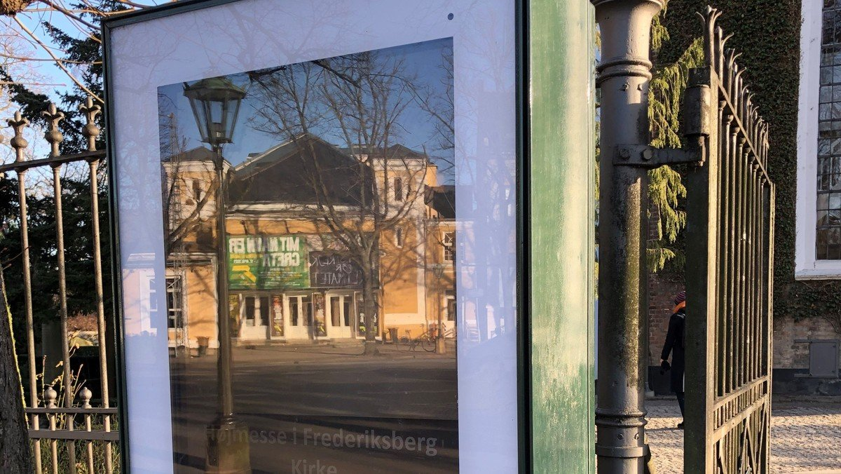 Refleksioner fra Frederiksberg Sogns Menighedsråd: Kroen, kirken – og teatret