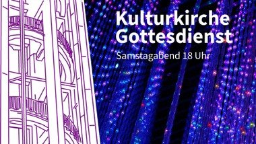 Live-Stream Kulturkirche - 10. April 2021