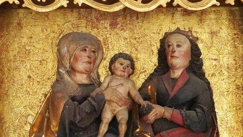 Finanzierung von Restauration des Marien-Altarsist gesichert