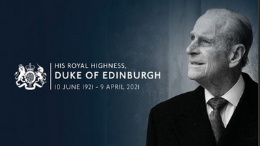 Confidence in a Time of Loss - a special service of Evening Prayer for HRH The Duke of Edinburgh