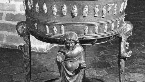 Die Bronze-Taufe von 1398