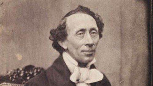 Også H. C. Andersen blev konfirmeret i Sankt Knuds Kirke