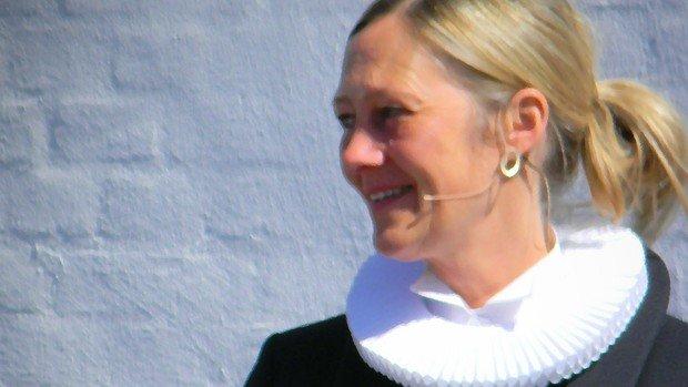 Videoandagt ved Lise D. Østergaard, 2.s.e. påske