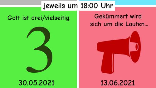 Tempelhofer Zoom-Gottesdienste