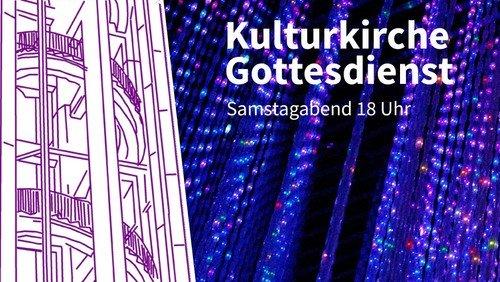 17. April - Live-Stream Kulturkirche