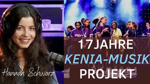 17 Jahre Einsatz des Kenia-Musikprojekts in Oderland-Spree