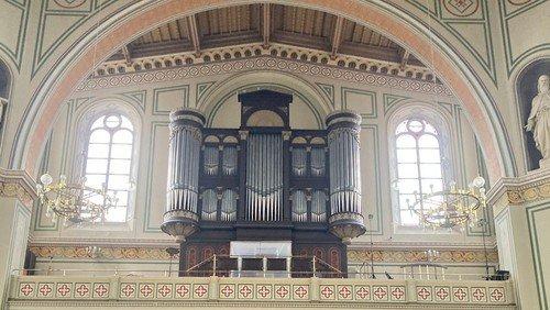 Orgelandachten: Musikalischer und geistlicher Impuls zum Wochenausklang