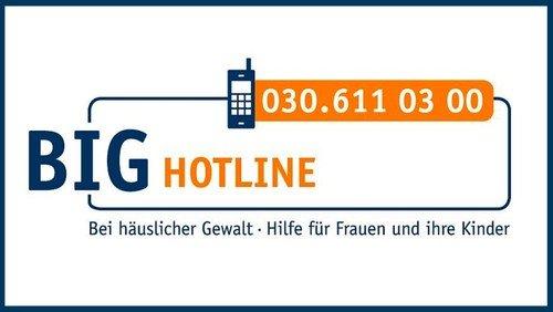 BIG-Hotline – Hilfe bei häuslicher Gewalt gegen Frauen und ihre Kinder