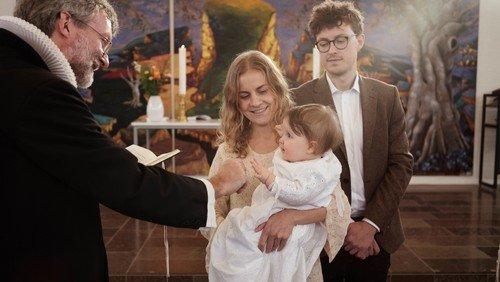Vil du gerne have dit barn  døbt eller vil du gerne giftes?