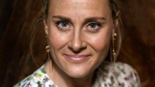 Mette Bluhme Rieck: Vor Frelsers Kirke er et af mine absolutte yndlingssteder