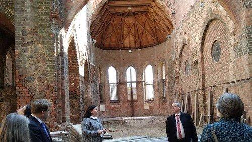 Besuch von Bischof Stäblein im Kirchenkreis Oderland-Spree