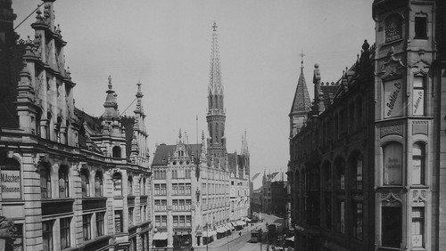 Forschungsauftrag zur NS-Vergangenheit der Petri-Kirche