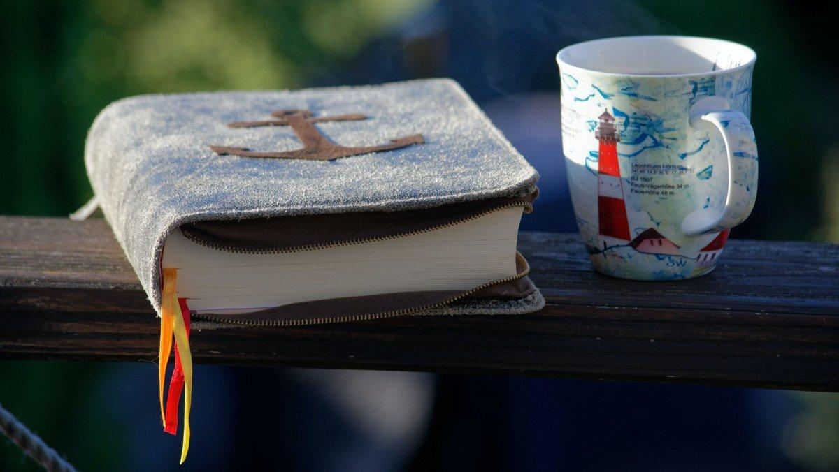 Pastor Schulze startet mit den nächsten Bibeltreffen. Eine Anmeldung ist erforderlich!