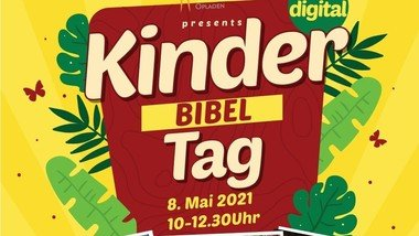 Digitaler Kinderbibeltag am 08. Mai 2021