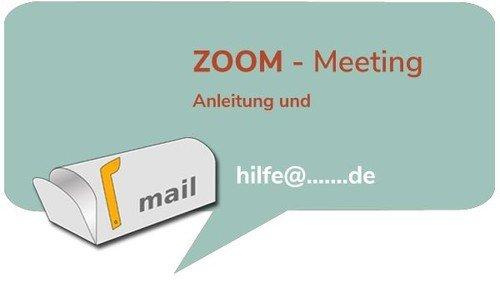 """Wie geht Zoom-Meeting?"