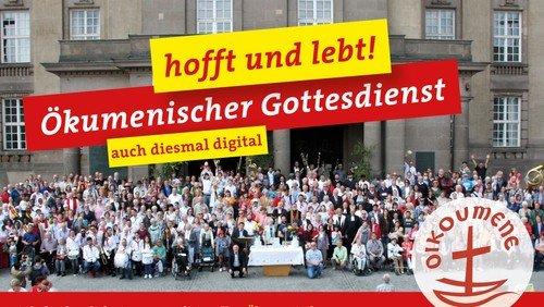 HOFFT UND LEBT! Pfingstmontagsgottesdienst Tempelhof-Schöneberg #DIGITAL