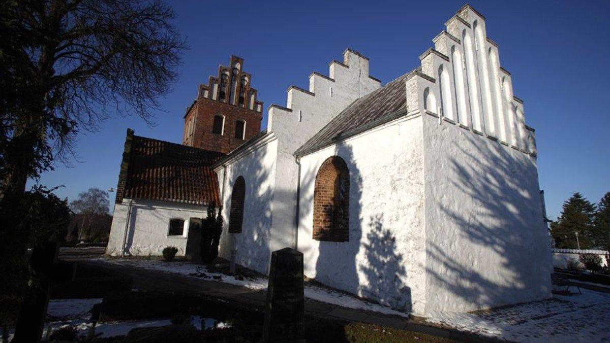 Genåbning af Græsted kirke