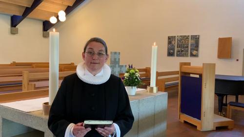 Onlinegudstjeneste & Prædiken til 3. søndag efter påske d. 25. april 2021