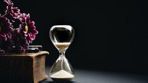 hvad tiden g(l)emte, øjeblikket.