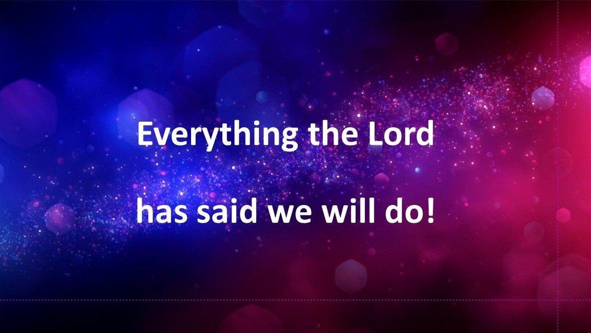 April 25, 2021 Worship Service