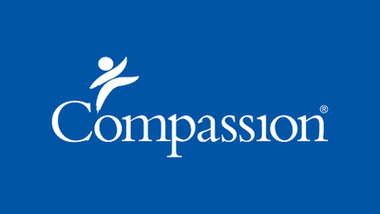 Compassion, one of the charities we, as a parish, support, has sent us their newsletter