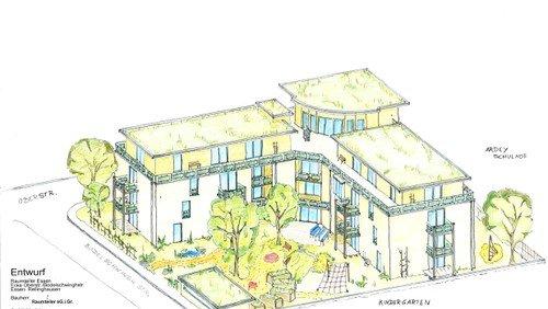 Themenabend: Die Raumteiler - Ein Wohnprojekt nimmt Gestalt an