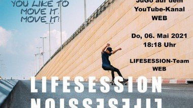 Online-Video-Audio-Podcast-Lifesession vom 06.05.