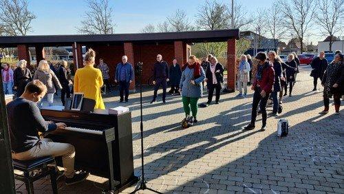 Glostrup gospel synger foråret ind