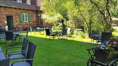 Unser Café Johannesgarten öffnet den Außenbereich ab dem 31. Mai 2021