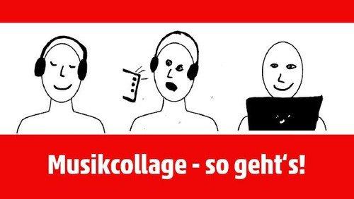 Musikcollage zum Pfingstmontag - machen Sie mit?