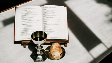 Service of Holy Communion according to the Book of Common Prayer - Wednesday 5th May 2021