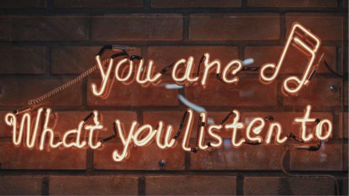 Wer fühlen will, muss hören