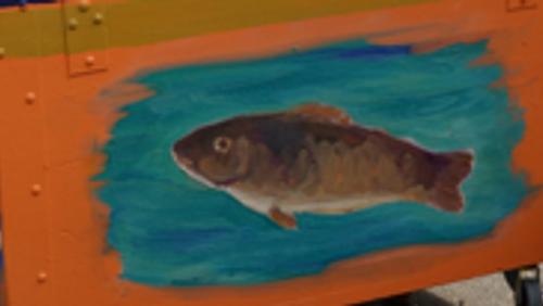 Hoffnungszeichen Fisch