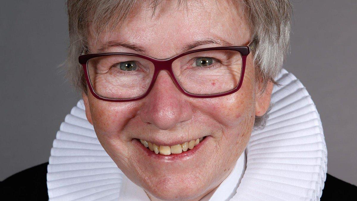 Sognepræst Birgitte Poulsen går på pension