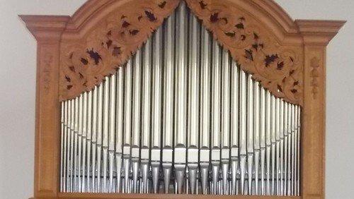 Orgelband - Konzerte mit dem Instrument des Jahres 2021