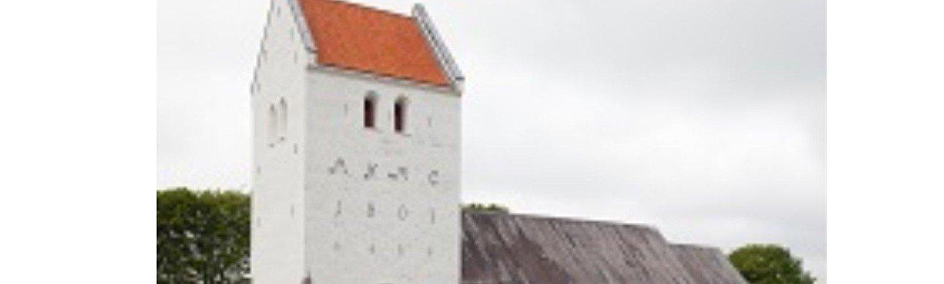 Gudstjeneste i Kettrup Kirke 2. maj 2021