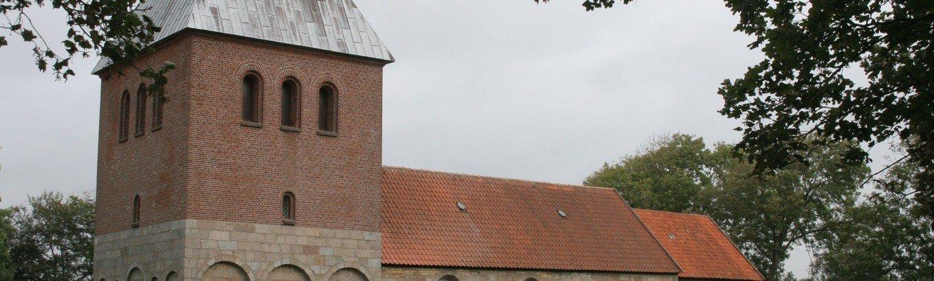 DANSKE SANGE I FORBINDELSE MED BEFRIELSEN - Bejstrup Kirke 4. maj 2021