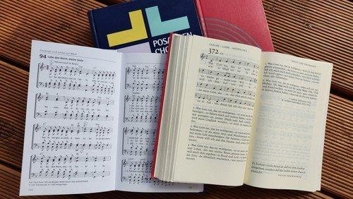 Schick uns Dein Lied!!  Welches Lied singt ihr am liebsten im Gottesdienst??