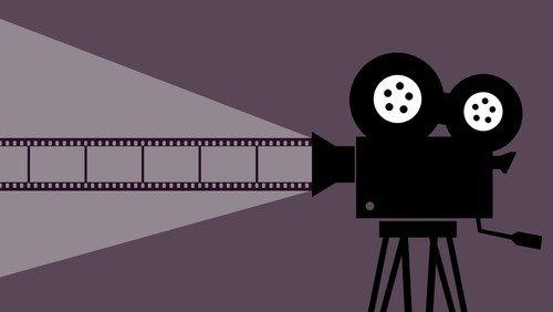 Filmen für den Kirchen-Kanal