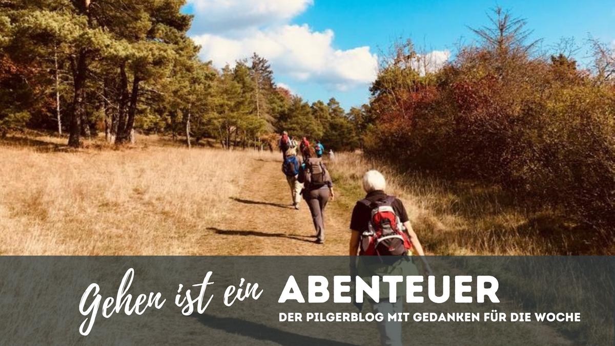 Blog  15: Christi Himmelfahrt
